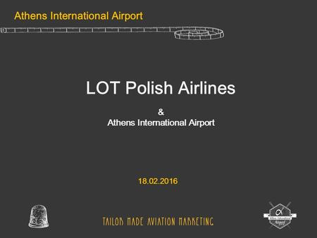 LOT Polish Airlines & Athens International Airport 18.02.2016.
