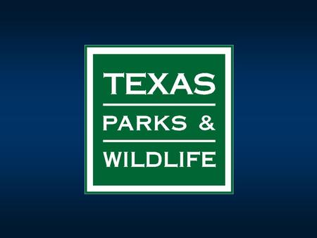 Consideration by Council Adoption of the Scoring Process for Evaluating and Awarding TFRLCP Grants Texas Farm & Ranch Lands Conservation Program Council.