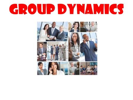 GROUP dynamics. EMPOWERING YOUR PROFESSIONAL LIFE Escape brainwashing Escape groupthink 360 degrees of success.