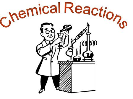 –Chemical reactions occur when bonds between the outermost parts of atoms (valence electrons) are formed or broken.