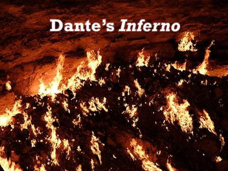 How does Dante use his life and his times in the Inferno?