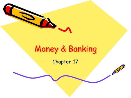 Money & Banking Chapter 17. 2008 Q 8 Explain with the aid of an example, how it is possible for banks to create credit.
