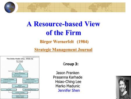 disadvantages of resource based view – the resource-based view and value-rarity-imitability-organisation (vrio) method have diffused widely into courses aimed at managerial practice, but research has yet to verify whether they help managers analyse a firm's resources.