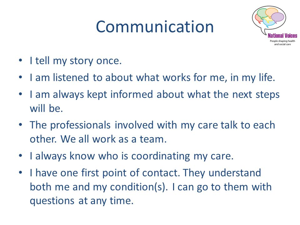 Information I have the information, and support to use it, that I need to make decisions and choices I have information, and support to use it, that helps me manage my condition(s).