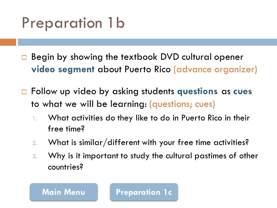  Explain the end product to be completed in groups (Animoto video)  Provide rubric and review criteria for group project.
