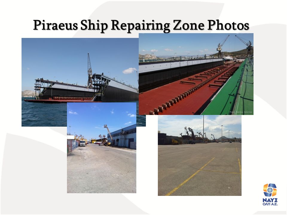 Piraeus Ship Repairing Zone Photos (cont.)