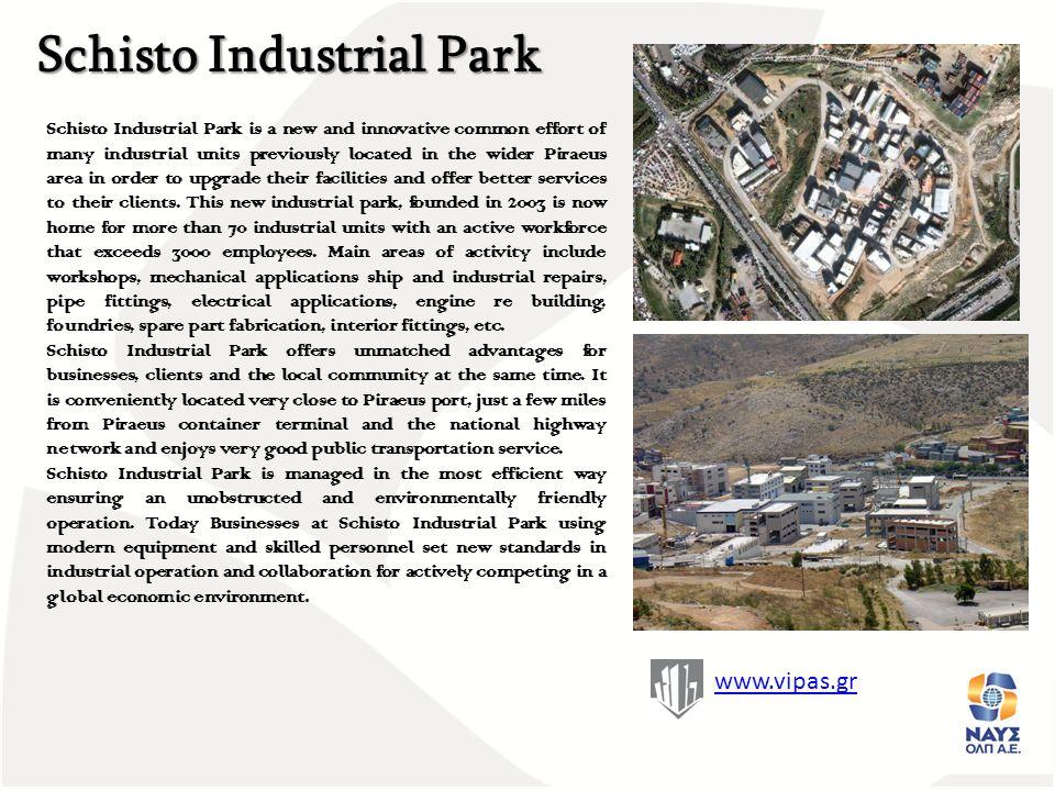 Schisto Industrial Park Photos