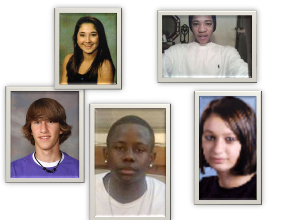 Alabama Teens: risky business.