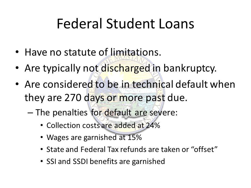 Default Who defaults.