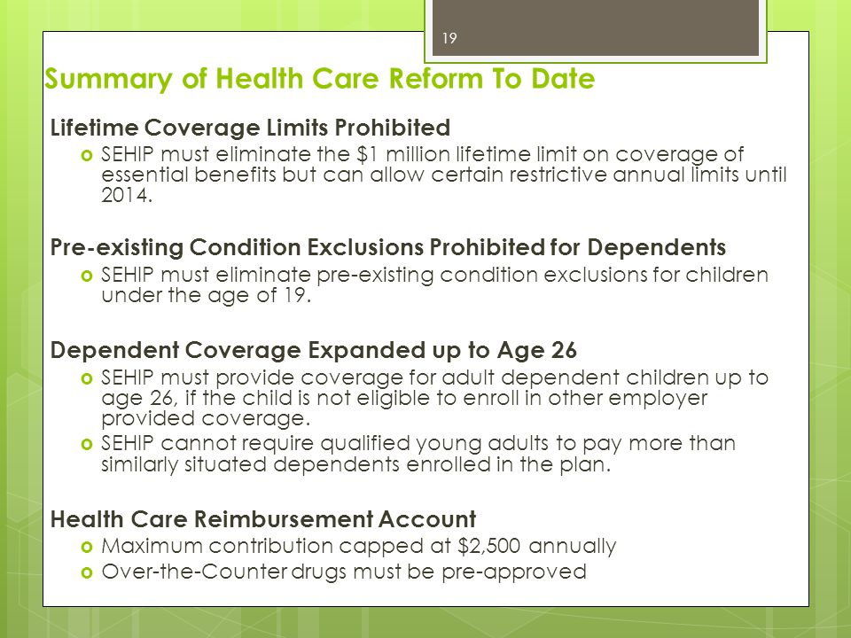 Open enrollment for Marketplace* Coverage may become effective as early as January 1, 2014.