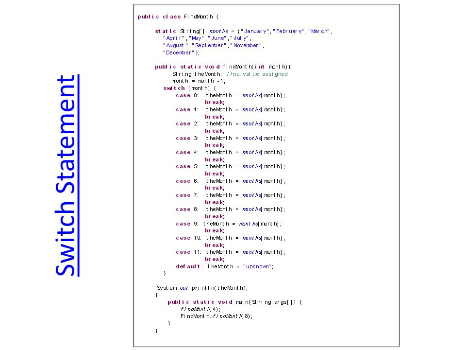 Scope of a Variable The scope of a variable is the region of a program within which, a variable can be referenced.