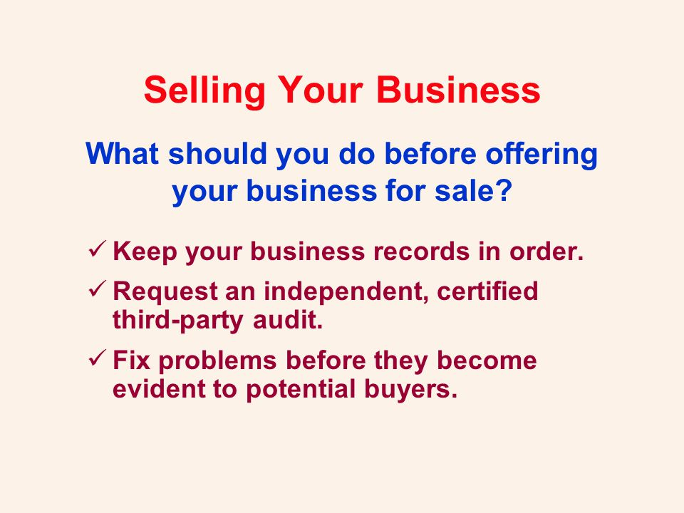 Selling Your Business Are You a Lifer or an Exiter.