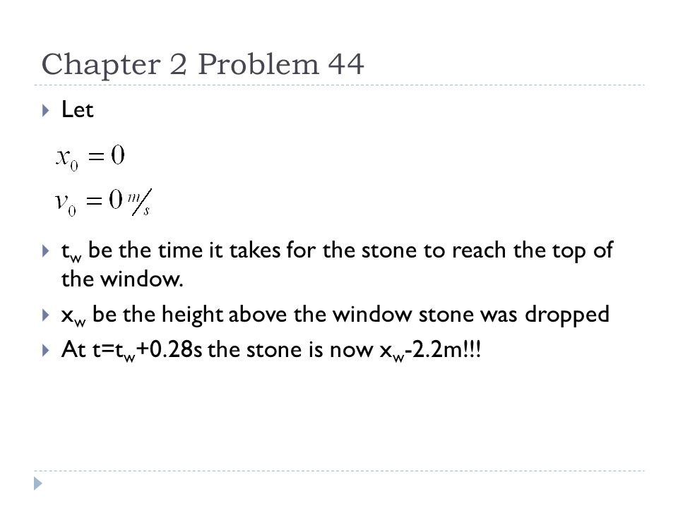 Chapter 2 Problem 44