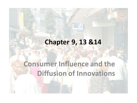 the impact of innovation on consumers behavior Impact of advertisement on buying behaviours of  other factors which cal also influence the buying behavior of the consumers  to identify the impact of.