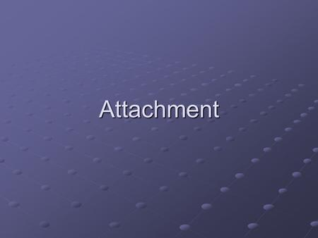 Attachment. https://www.youtube.com/watch?v=C6fY6 RchNk4.
