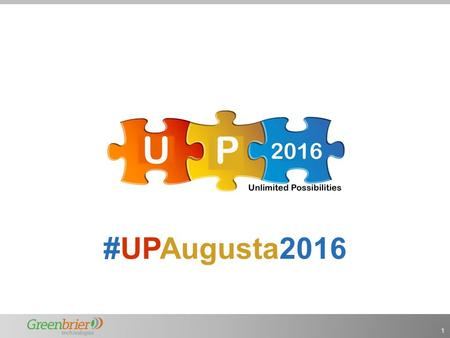 1 #UPAugusta2016. 2 3 Today's Topics What are Deadly IT Sins? Know them. Fear them. Fix them. #UPAugusta201 6.