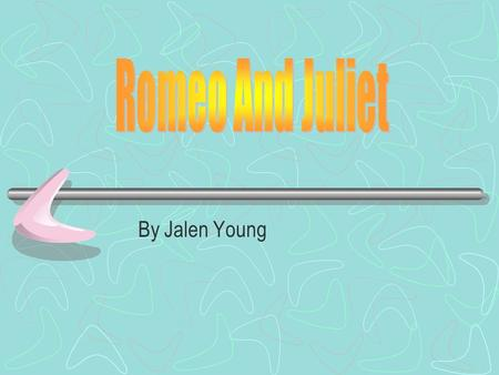 By Jalen Young. Act 1, Prologue This scene takes place at the beginning of act 1 The chorus is the only one in this scene. Talks about the nobility of.