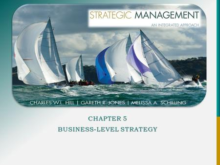 CHAPTER 5 BUSINESS-LEVEL STRATEGY. LEARNING OBJECTIVES  Explain the difference between low-cost and differentiation strategies  Articulate how the attainment.