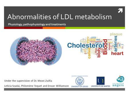 Abnormalities of LDL metabolism