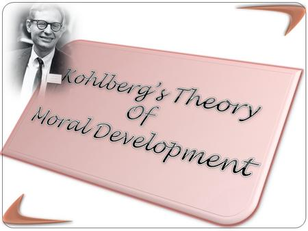 Kohlberg's theory of moral development is based on studies he conducted using both cross- sectional and longitudinal research methods. Cross-sectional.