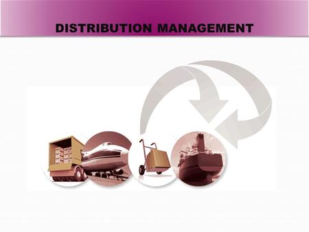 DISTRIBUTION MANAGEMENT. Marketing Channels Need for Marketing Channels Marketing channels have marketing intermediaries such as retailers, wholesalers,