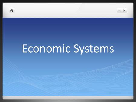 Economic Systems. Four Basic Economic Questions Every society must answer four basic economic questions: What goods and services will be produced? How.