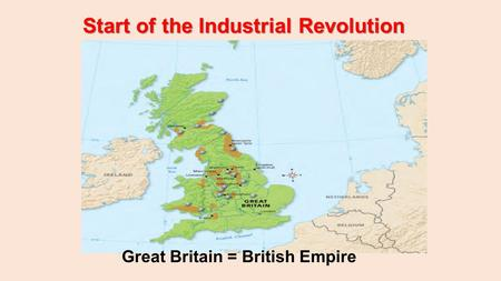 a look at the industrial revolution in great britain and the major changes during the time The 18th century saw the emergence of the 'industrial revolution', the great age of steam, canals and factories that changed the face of the british economy forever.