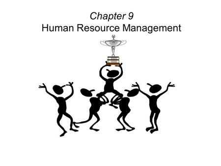 Chapter 9 Human Resource Management. PMP, CAPM, PgMP, PMI-SP, PMI- RMP, OPM3 and PMBOK are registered marks of Project Management Institute, Inc Inov8Solutions.