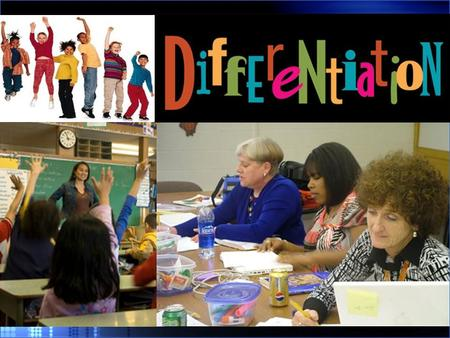 What is Differentiated Instruction? Differentiated instruction is the theory that allows teachers to face this challenge by taking diverse student factors.