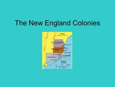 The New England Colonies. Demands for Religious Freedom Some religious groups in Europe dissented with the church and were persecuted Wanting to reform.