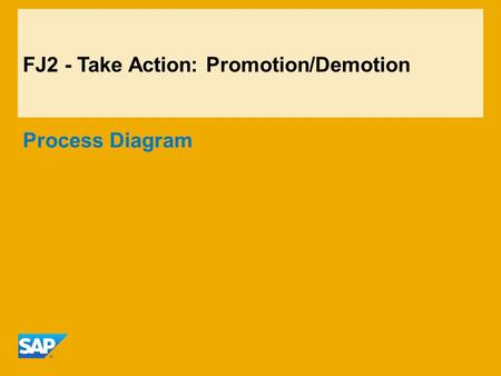 FJ2 - Take Action: Promotion/Demotion Process Diagram.