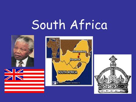 South Africa. A Brief History of S. Africa Zulus controlled S.A. in the beginning The Dutch settled S. A. (looking for a rest stop en route to Asia) Dutch.