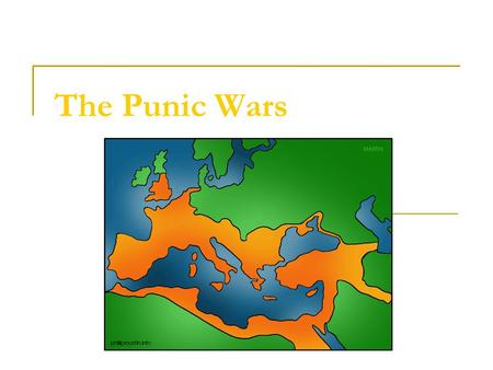 The Punic Wars. Foldable Part I First Punic War 1. Why did the Punic Wars begin? 2. Who were the Punic Wars between? 3. How did the Romans over come their.