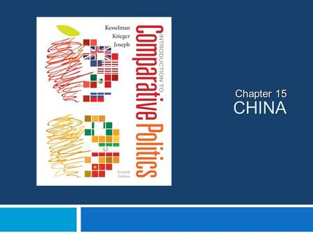CHINA Chapter 15. THE MAKING OF THE MODERN CHINESE STATE  Politics in Action  Tiananmen Square  Geographic Setting  Eastern part of mainland Asia.