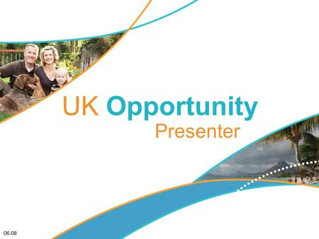 UK Opportunity Presenter. The Opportunity What do these people have in common? Bob Webb Ex-Teacher EARNED OVER £435,000 pa Mike & Amanda Bibby Ex-Prison.