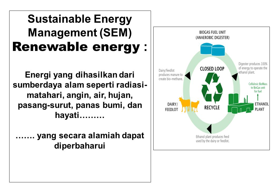 ENERGI AIR = Hydropower Energy in water can be harnessed and used.