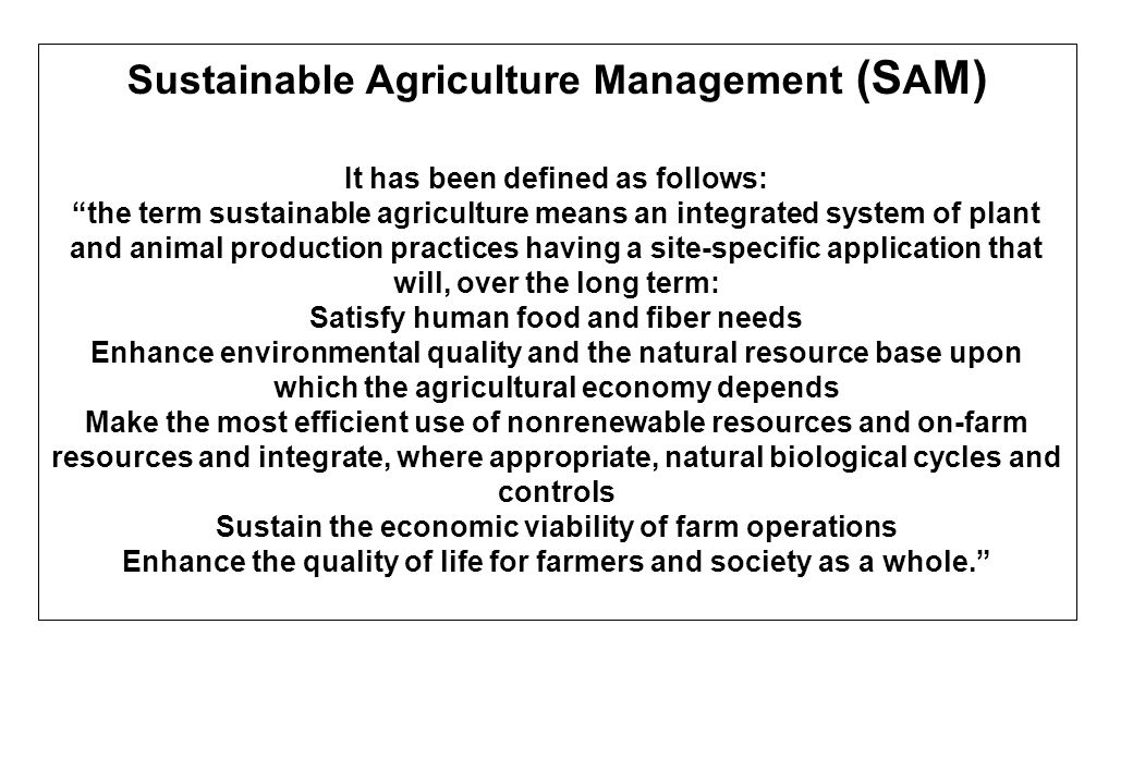 Forest Farm Management Forest farming is an agroforestry practice characterized by the four I s - Intentional, Integrated, Intensive and Interactive management of an existing forested ecosystem wherein forest health is of paramount concern.