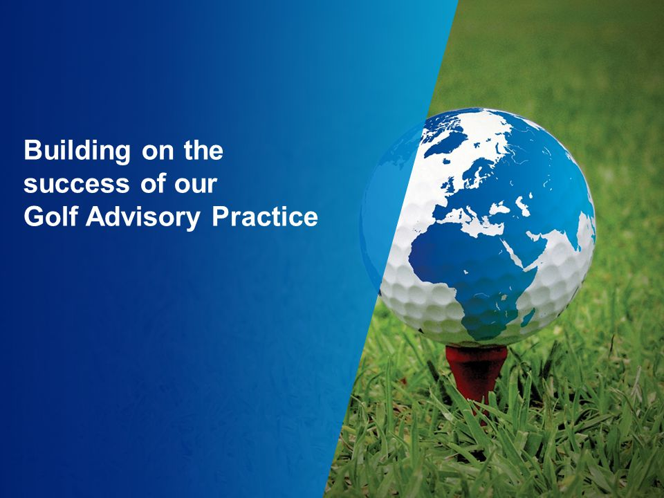 Roadmap to becoming a leading Sports Advisory Practice in EMA