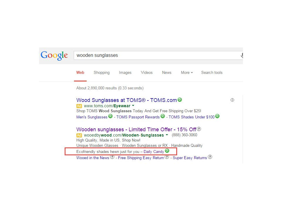 AdWords Tips & Tricks  15+ Conversions – 30 Days – per Campaign  Let The Google do the work.