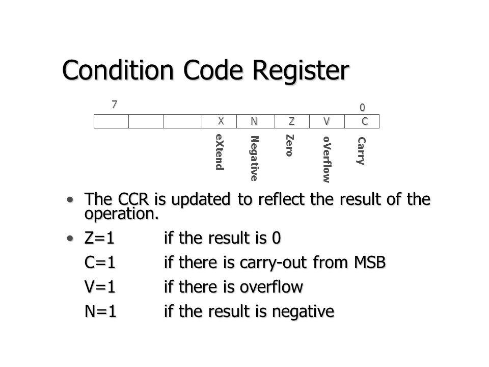 Instruction Set The 68000 has a large instruction set.The 68000 has a large instruction set.