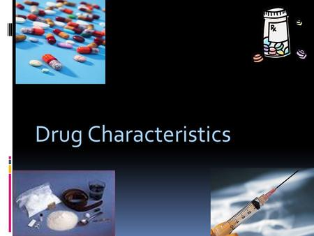 Drug Characteristics. Stimulants  Speed Up all activities of the body because they stimulate the brain.  Can cause hypertension  Cause irritability.