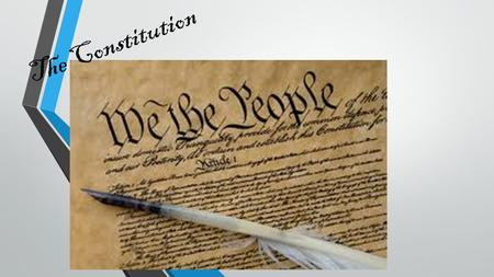 The Constitution. Bill of Rights From memory, list the Bill of Rights in order In your opinion what is the most important Bill of Rights and why? Is there.