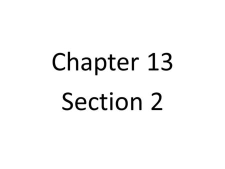 Chapter 13 Section 2. Inflation Inflation - Is a general increase in prices; such as, over the years, prices rise and fall, but in the American economy,
