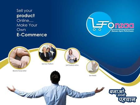 Package Seller Package – Rs. 11,111.00 – Features : Can create an e commerce store and list products on the main marketplace of Fonzaa.