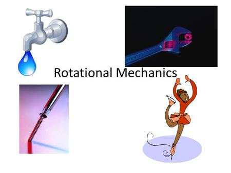 Rotational Mechanics. Torque When you want an object to turn or rotate, you apply a torque. Torques produce rotation.