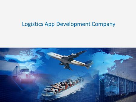 Logistics App Development Company. Rapidsoft Technologies Rapidsoft Technologies is a Global Software Solutions firm providing software solution for Mobility.