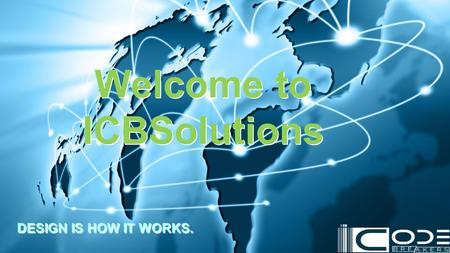 Welcome to ICBSolutions DESIGN IS HOW IT WORKS.. Business logo design services We create logos for your business that are universal in nature. Creating.
