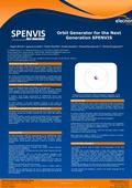 Orbit Generator for the Next Generation SPENVIS INTRODUCTION TO SPENVIS-NG The Next Generation SPace ENViroment Information System is the latest revision.