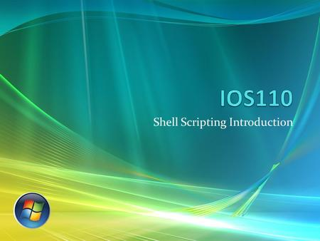 Shell Scripting Introduction. Agenda What is Shell Scripting? Why use Shell Scripting? Writing and Running a Shell Script Basic Commands -ECHO - REM.