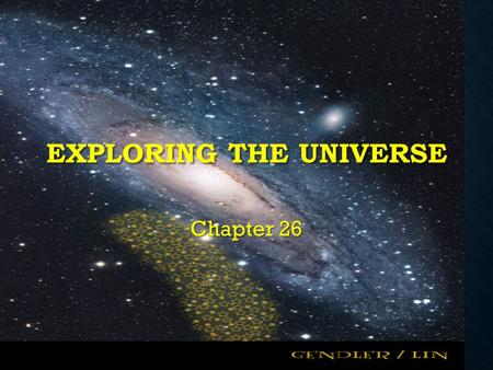 EXPLORING THE UNIVERSE Chapter 26. 26.1 Energy From the Sun.